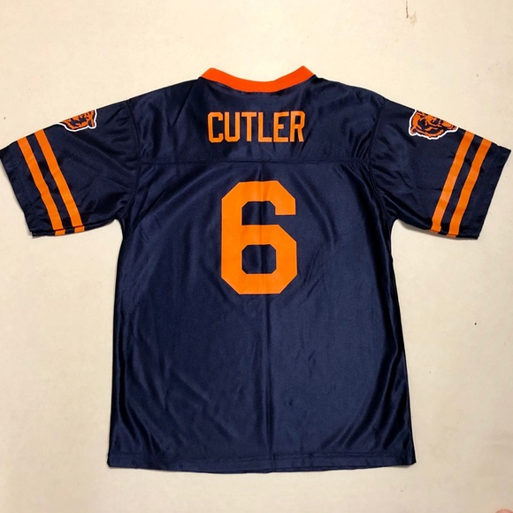 9f3b10c8 Chicago Bears - Retro Cutler NFL Youth Jersey 🏈